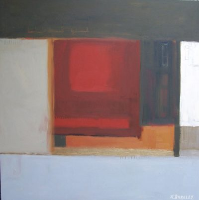 """Metaphor 10 40"""" x 40"""" Acrylic on Canvas"""