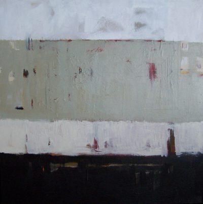 "Journey 3 36"" x 36"" Acrylic on Canvas plus Frame"