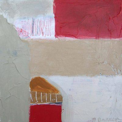 """Path 5 12"""" x 12"""" Acrylic on Canvas"""