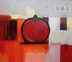 "Cherie 2 36"" x 30"" Oil on Canvas"
