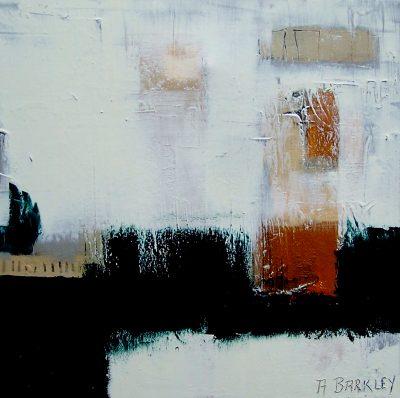 "Dance 3 16"" x 16"" Oil on Canvas"