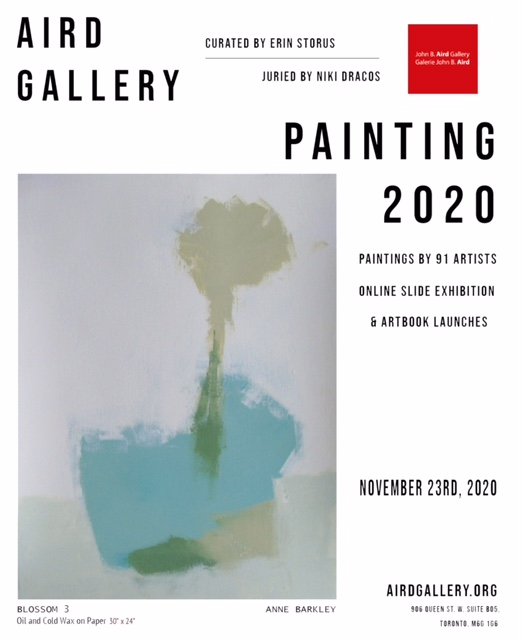 Aird Gallery Show: Painting 2020